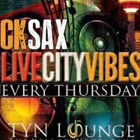 Thursday Night LIVE City VIBES at TYN Lounge