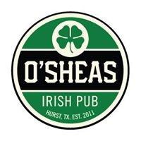 O'Sheas Irish Pub
