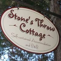 Stone's Throw Cottage B&B in Belgrave