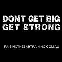 Raising The Bar Calisthenics Training