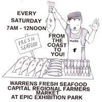 Warren's Fresh Seafood