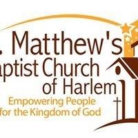 St. Matthew's Baptist Church, Harlem USA