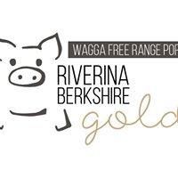 Wagga free range pork - Berkshire pigs