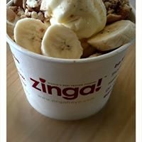 Zinga! Frozen Yogurt- Ashburn