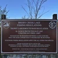 Briery Creek Lake
