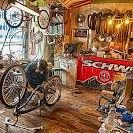 Fat Tire Brothers bicycle shop Museum