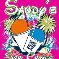 Sandys Sno Cones
