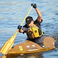 Canoeing Down Under