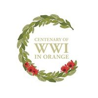 Centenary of World War I in Orange