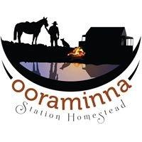 Ooraminna Station Homestead