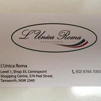 L'Unica Roma Italian restaurant