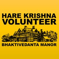 Hare Krishna Volunteers
