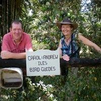 Carol and Andrew Iles - Birding Guides