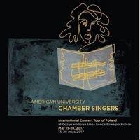 American University Chamber Singers