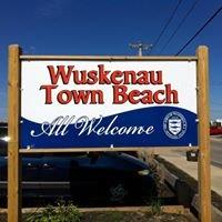 Wuskenau Beach
