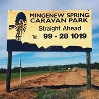 Mingenew spring caravan park