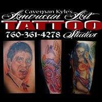 American Art Tattoo Studio