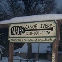 Mac's Canoe Livery
