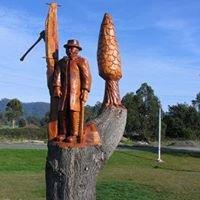 Legerwood Memorial Tree Carvings