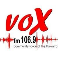 Vox FM - The Voice Of The Illawarra