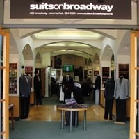 Suits On Broadway