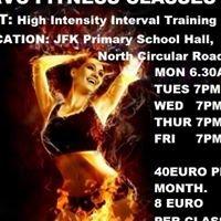 AVC Fitness Classes