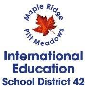 International Education School District 42, BC, Canada
