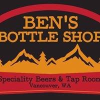 Ben's Bottle Shop