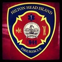 Hilton Head Firefighters Christmas Lights