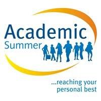 Academic Summer