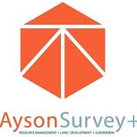Ayson Survey +  Registered Professional Surveyors