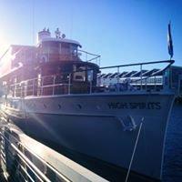Hornblower Cruises on San Diego Bay