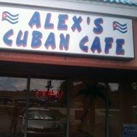 Alexs Cuban Cafe