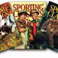 Duncan Grant Advertising & Sporting Classics Magazine