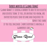 Glama-Rama Salon Oakland