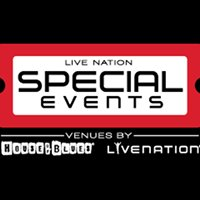 Special Events at The Fillmore Silver Spring