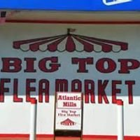 The Big Top Flea Market