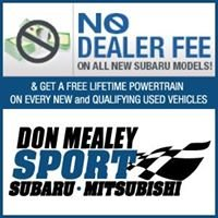 Don Mealey Sport Subaru Mitsubishi