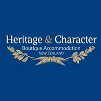 Heritage & Character Boutique Accommodation New Zealand