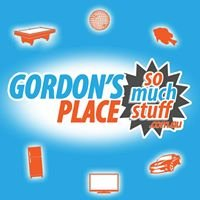 Gordon's Place - So Much Stuff