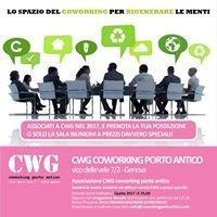 coworking porto antico \ genova