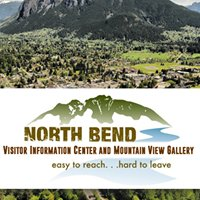 North Bend - Visitor Info Center and Mountain View Art Gallery