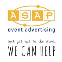 ASAP Event Advertising