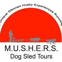 M.U.S.H.E.R.S. Dog Sled Tours