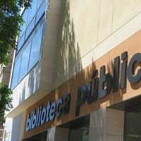 "Biblioteca Pública de Cáceres ""A. Rodríguez-Moñino/M. Brey"""