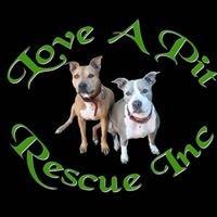 Love A Pit Rescue