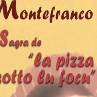 Sagra de la pizza sotto lu focu - Montefranco