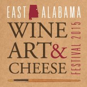 East Alabama Wine, Art & Cheese Festival