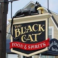 The Black Cat Harbor Shack