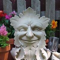 Garden Smiles by Carruth Studio